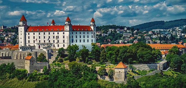 krásná Bratislava