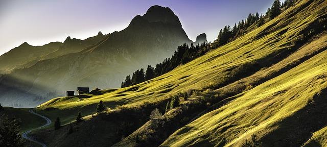 horský klid