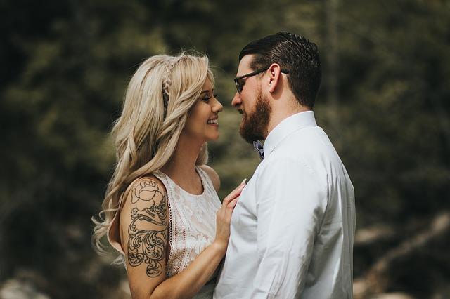 láska s tetováním